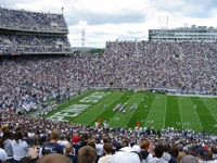 20070915-PSUvsBuffalo-FirstDrive